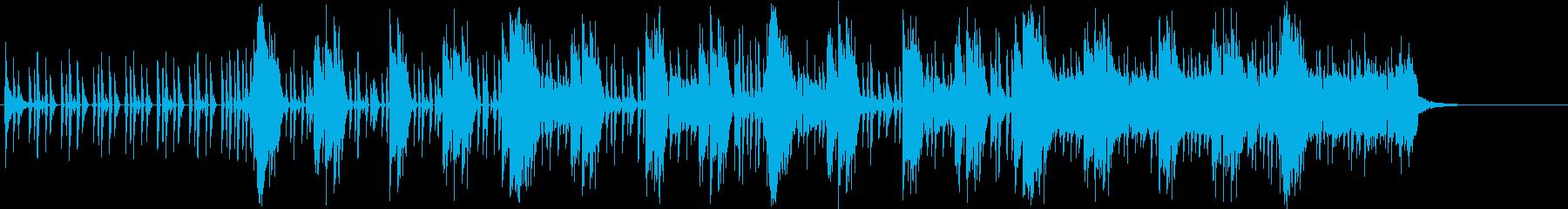 ヒップホップ 機械 都会 流行 報道の再生済みの波形