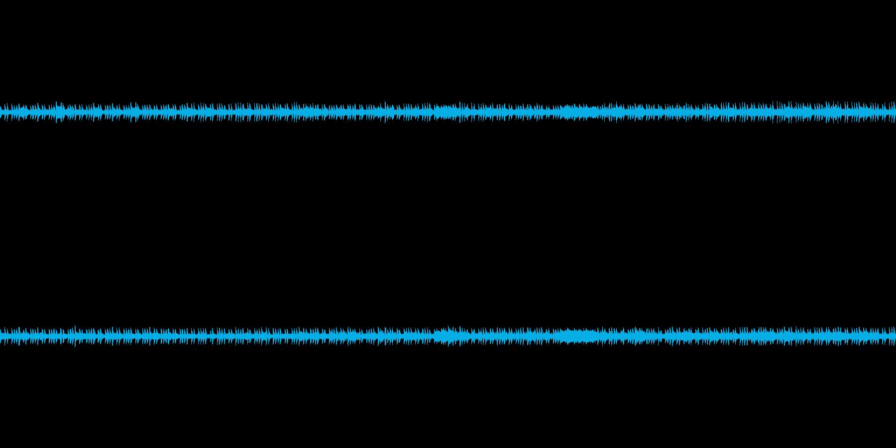 【ゲーム】フワーっ リラックス【ループ】の再生済みの波形