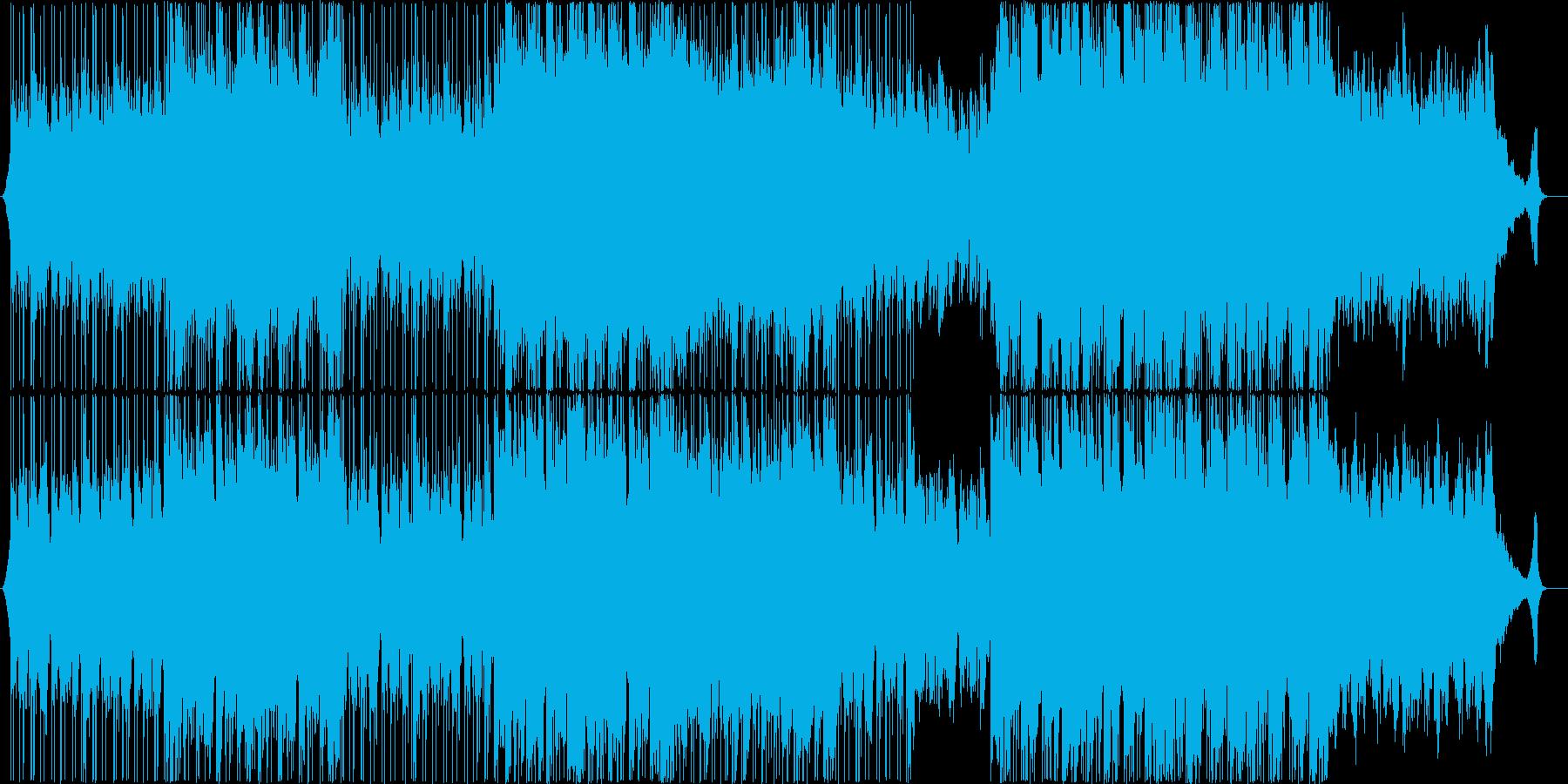 【コーラス抜き】②綺麗なアコースティックの再生済みの波形