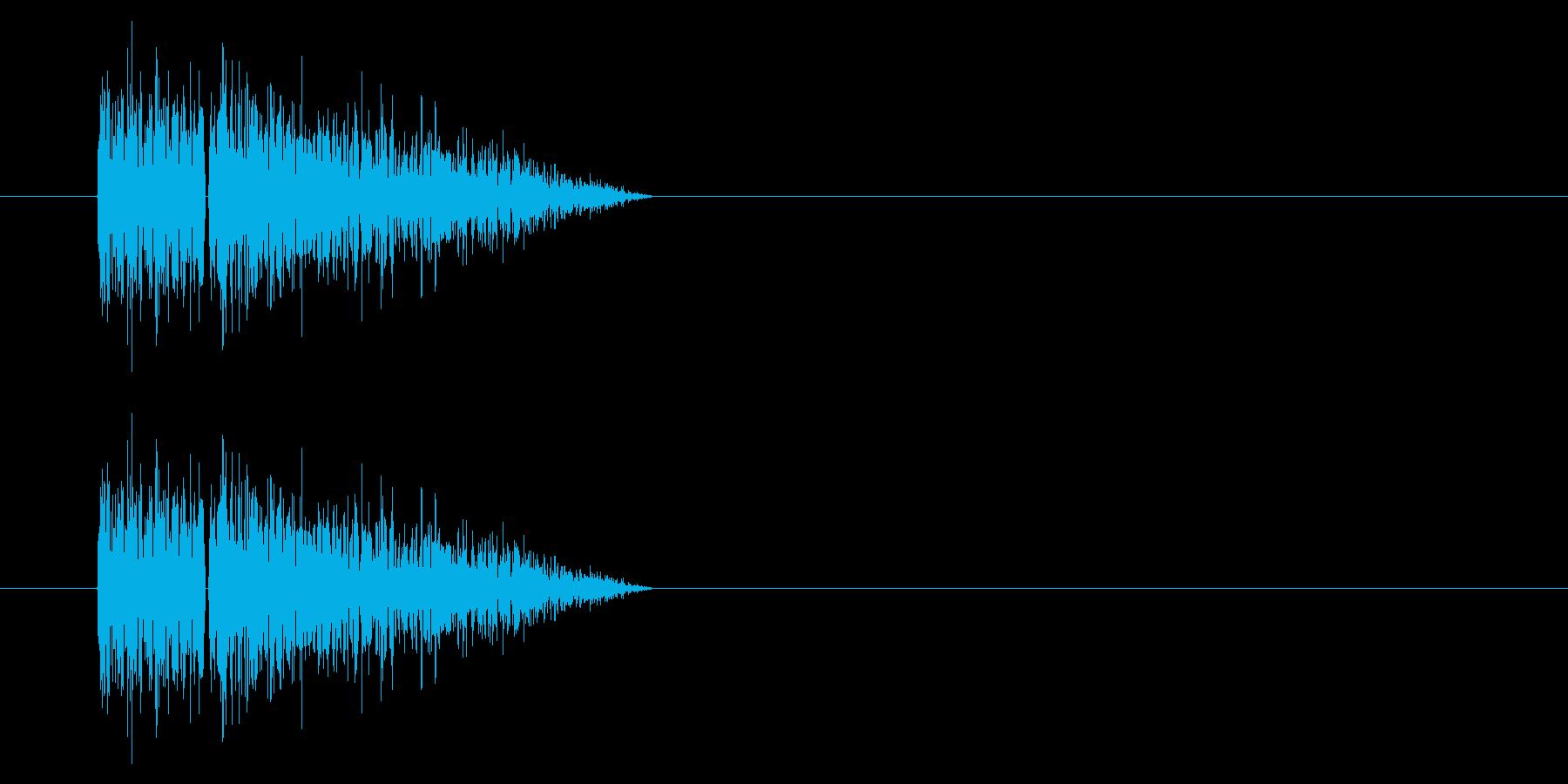 SNES-RPG01-03(扉)の再生済みの波形