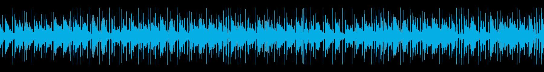 BGM008-01 トランプのカードゲ…の再生済みの波形