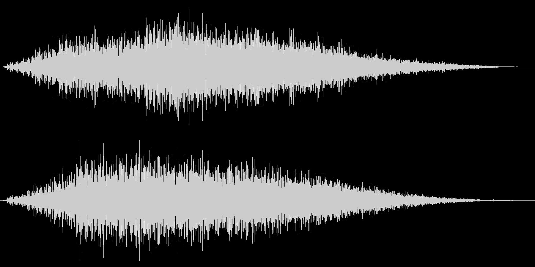 ブワーン(Other_Logo01)の未再生の波形