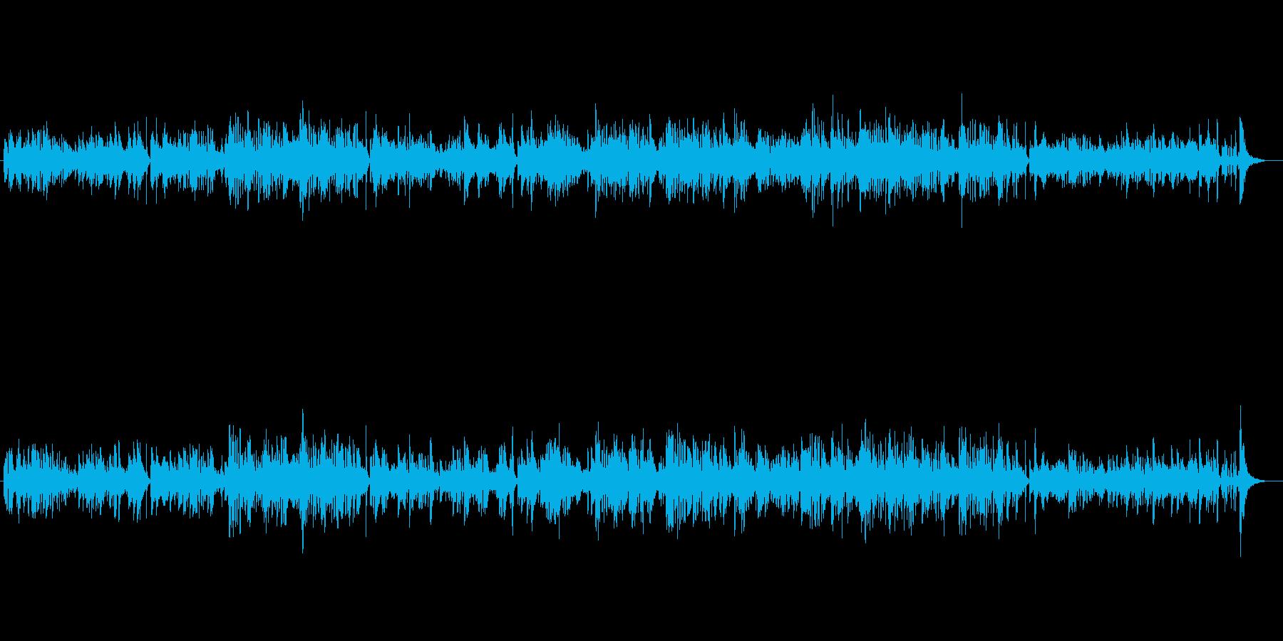 おとなの夜を演出する4ビート・ジャズの再生済みの波形