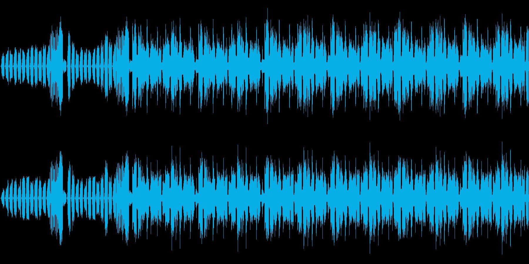 【ラウンジ/チルアウトJAZZ】の再生済みの波形