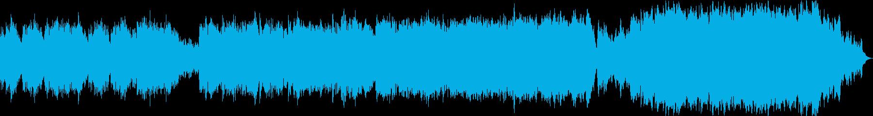 結婚行進曲(ワーグナー)のアレンジです…の再生済みの波形