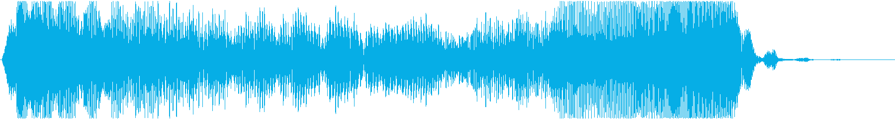 効果音。チューウイ音(ゲーム音)の再生済みの波形