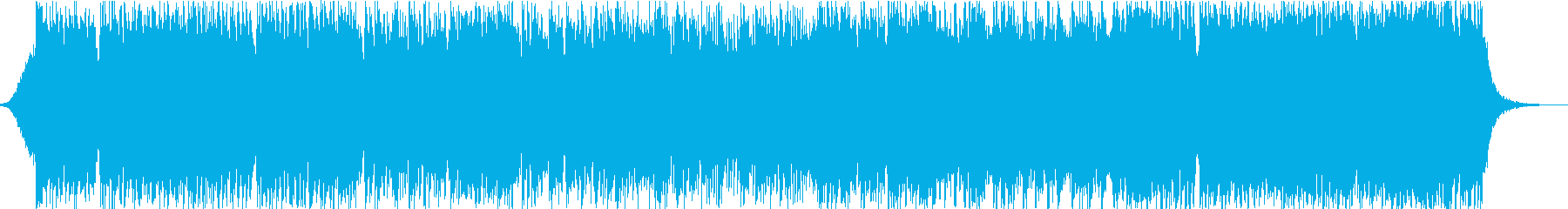 ダークファンタジーオーケストラ戦闘曲50の再生済みの波形