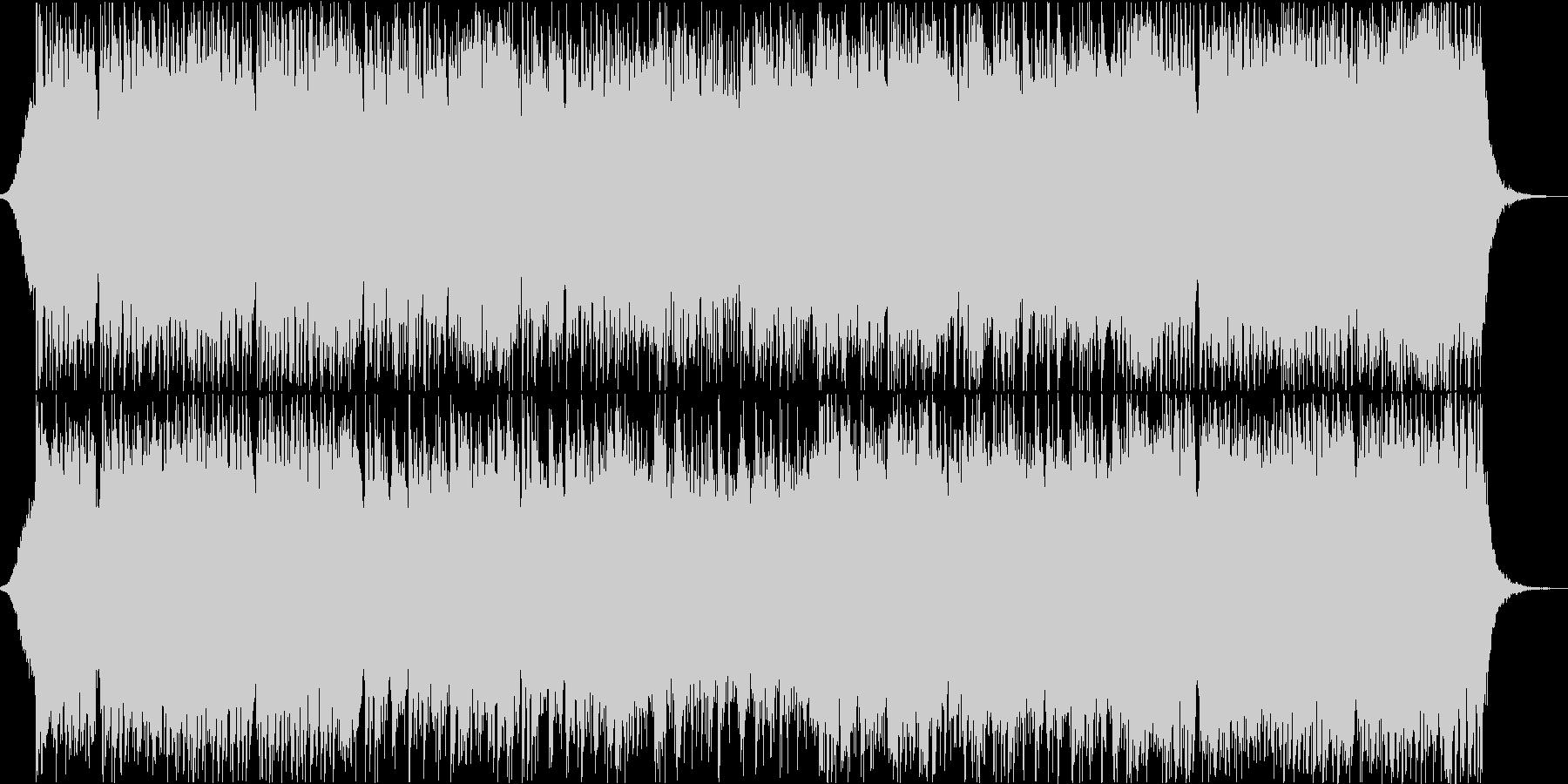 ダークファンタジーオーケストラ戦闘曲50の未再生の波形