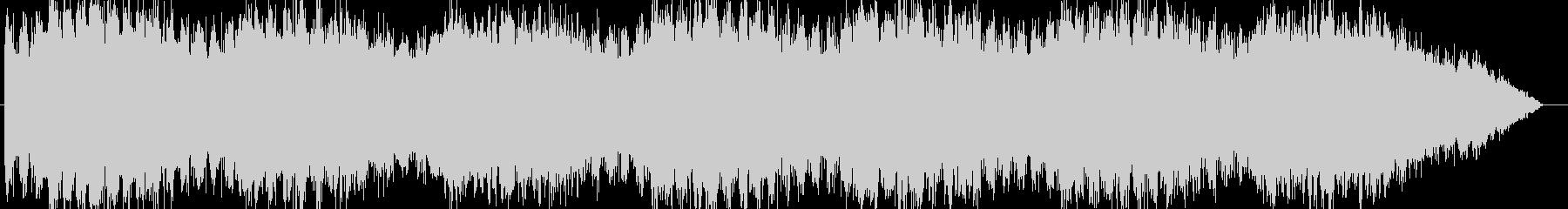 エマージェンシーサイレン タイプBの未再生の波形