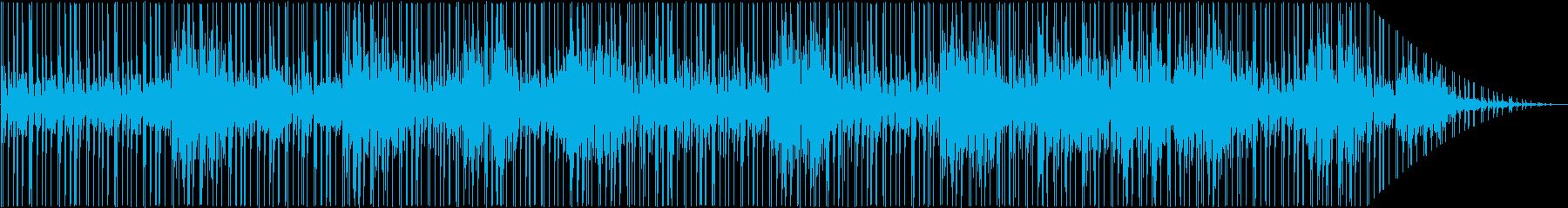 おふざけ曲。の再生済みの波形
