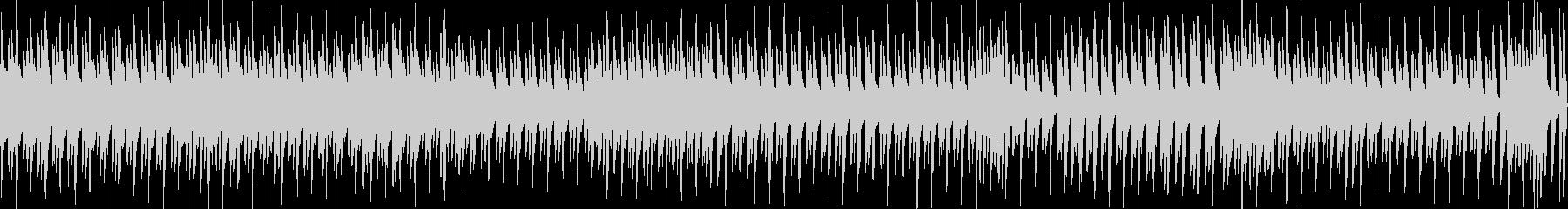 トッカータとフーガ&小フーガ(ループ)の未再生の波形