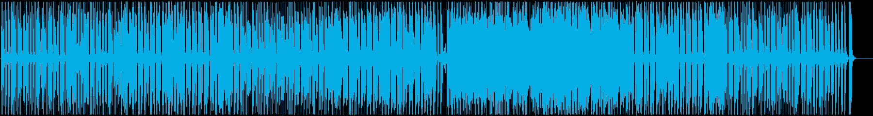 縦笛リコーダーの可愛い曲の再生済みの波形