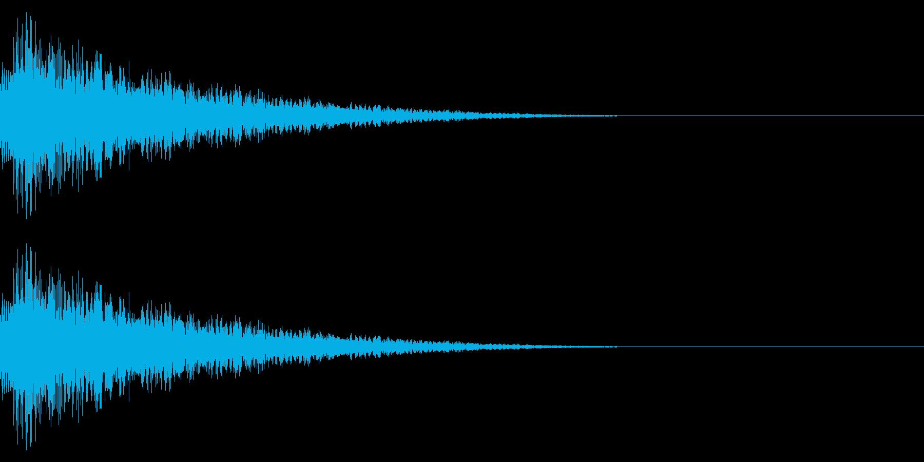キラキラ…/流れ星/綺麗の再生済みの波形