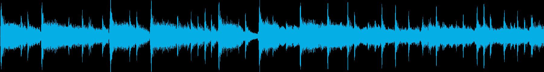 オープニングに最適なジングル(ループ)の再生済みの波形