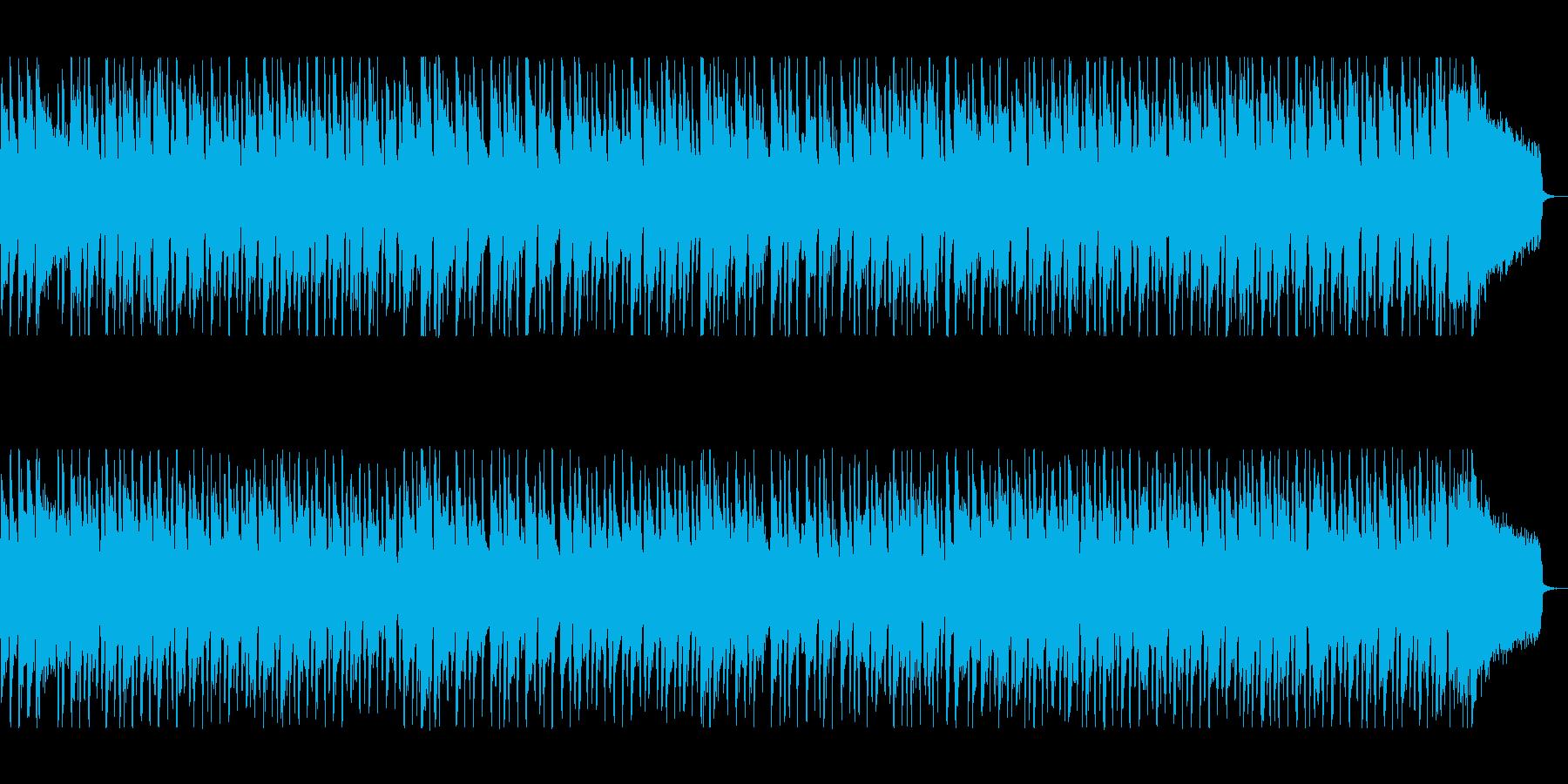 軽やかでキャッチーなシンセポップサウンドの再生済みの波形