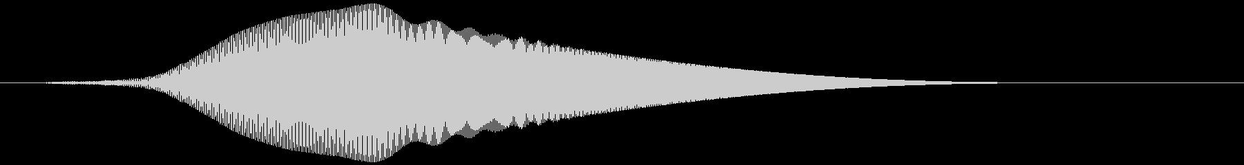 ジャンプ (ポョォィ)の未再生の波形
