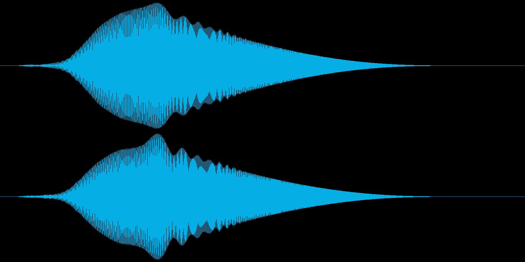 ジャンプ (ポョォィ)の再生済みの波形