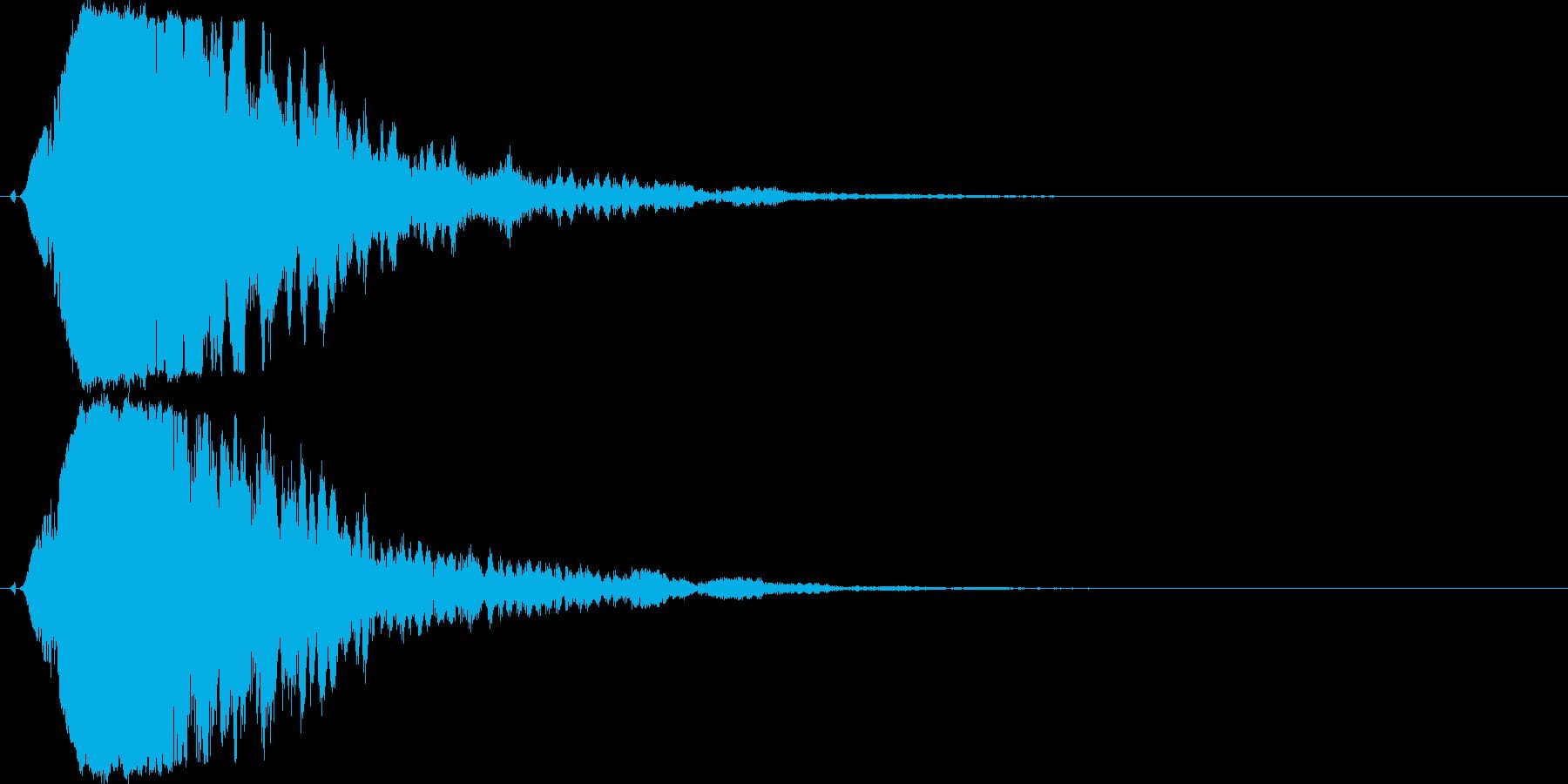 シャキーン☆星,回復,特殊魔法に最適11の再生済みの波形