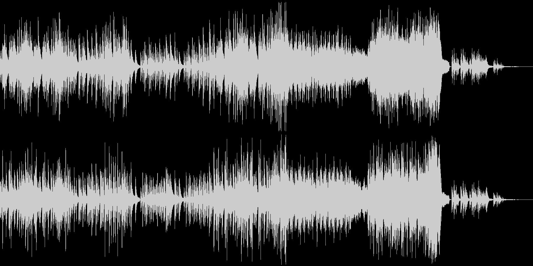 p008_しっとり寂しげなピアノソロの未再生の波形