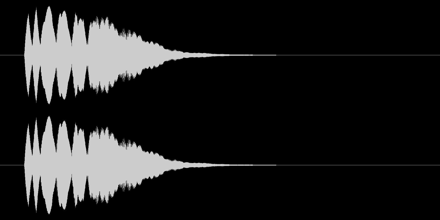 SNES-RPG04-13(魔法 回復)の未再生の波形