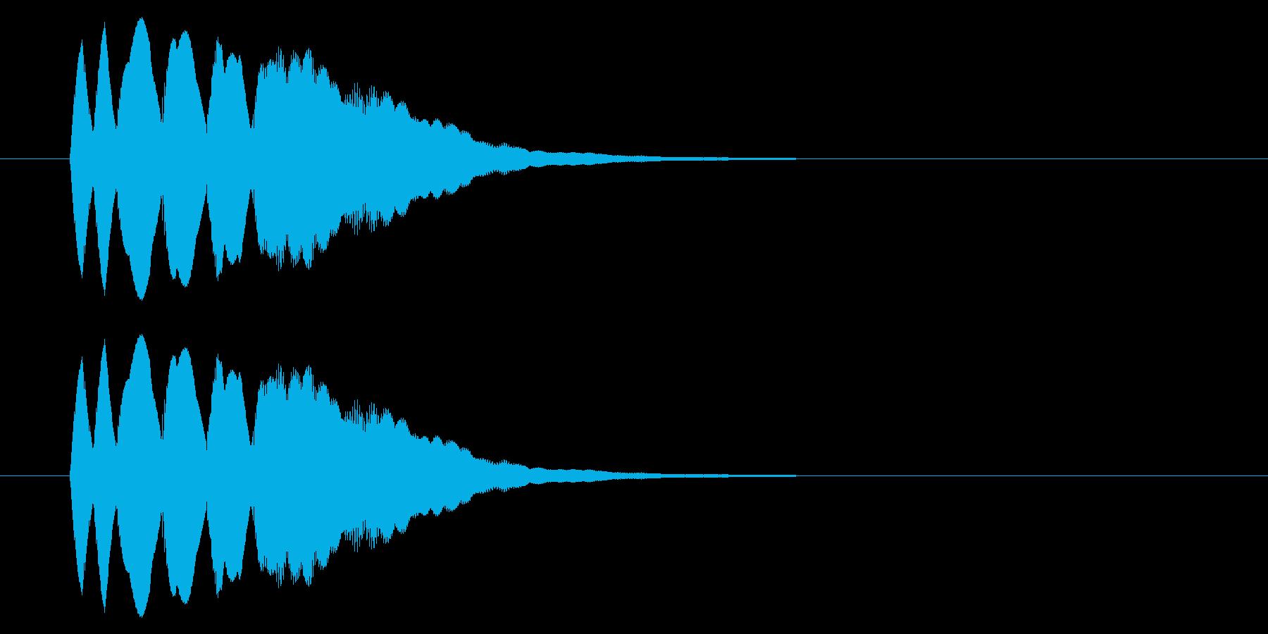 SNES-RPG04-13(魔法 回復)の再生済みの波形