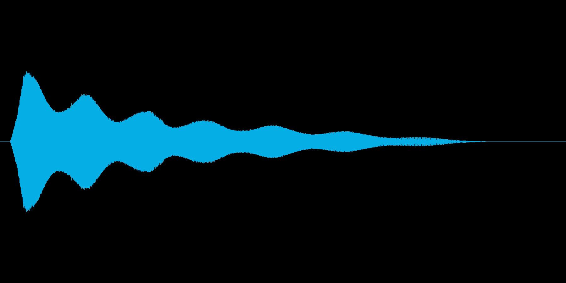 8bitのふにょふにょふにょ↓の再生済みの波形