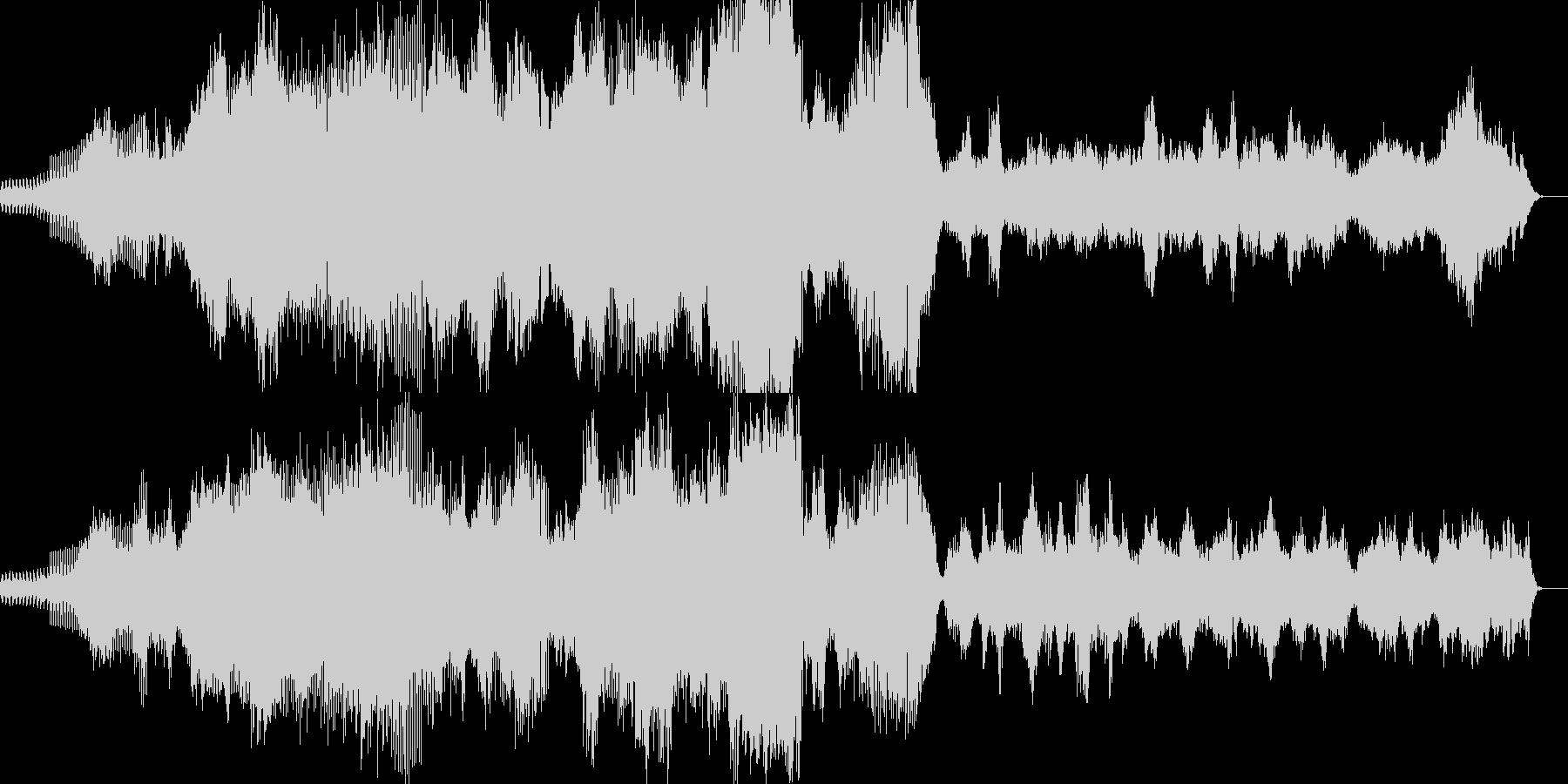 EDM   少しドローンなクラブミュー…の未再生の波形