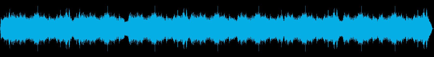 海の波音,01の再生済みの波形