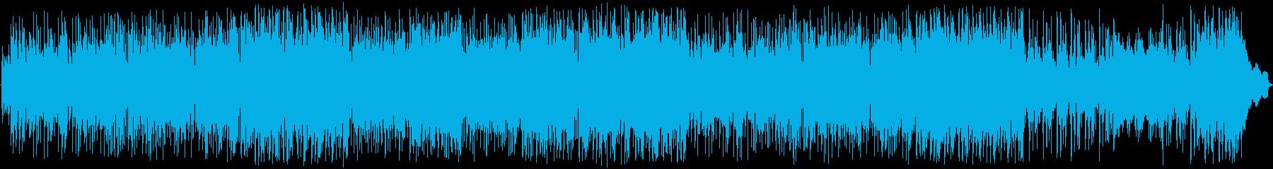 モーツァルトトルコ行進曲 ポップアレンジの再生済みの波形