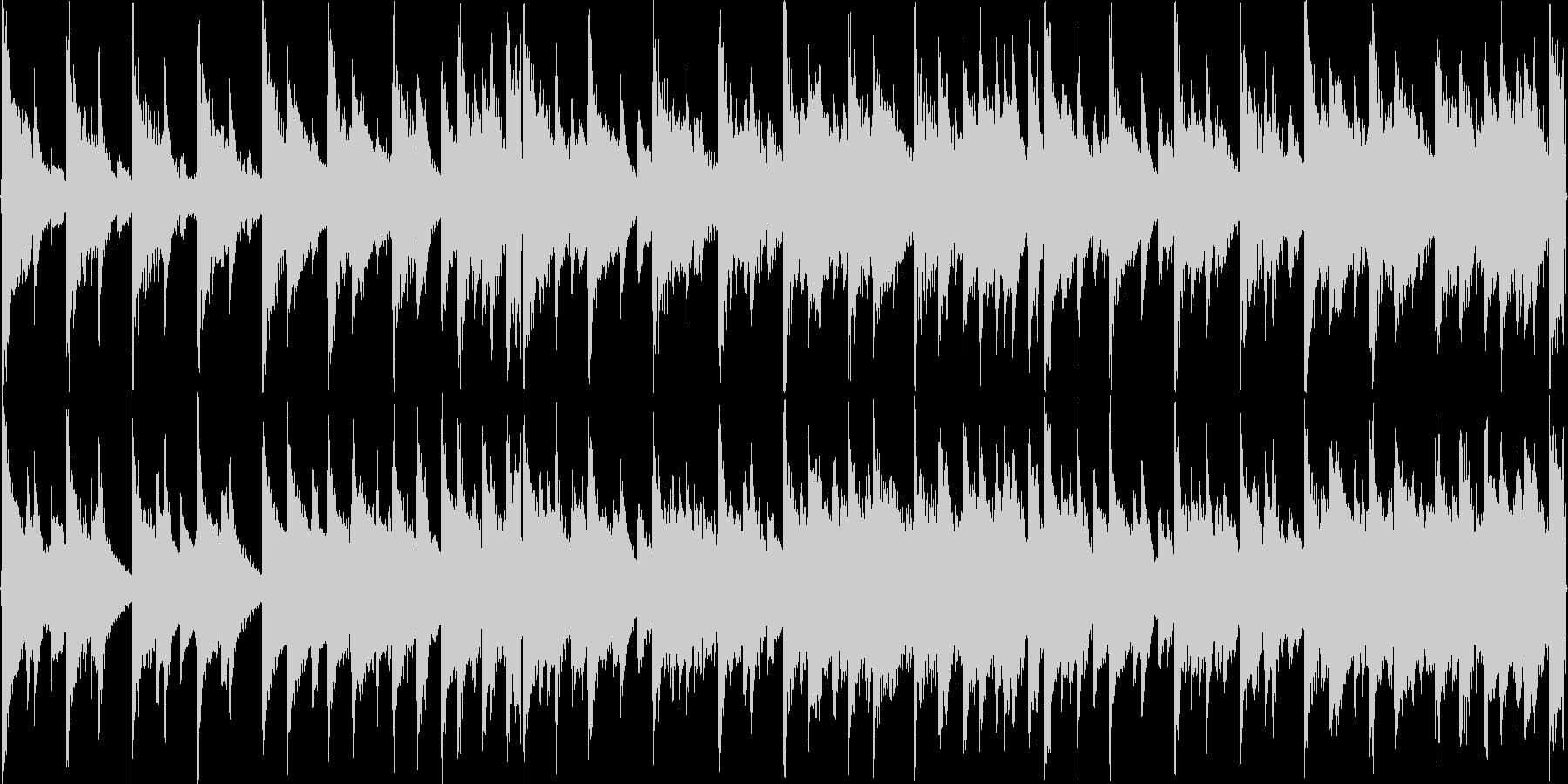 8bitチューンのRPG風フィールド用3の未再生の波形