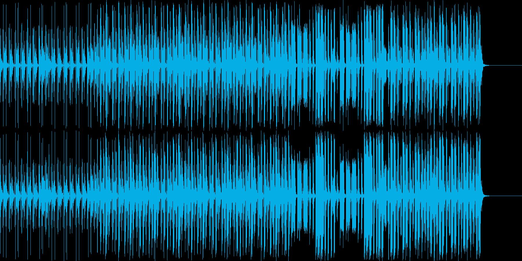 【フル尺】おもちゃの音楽会、陽気なBGMの再生済みの波形