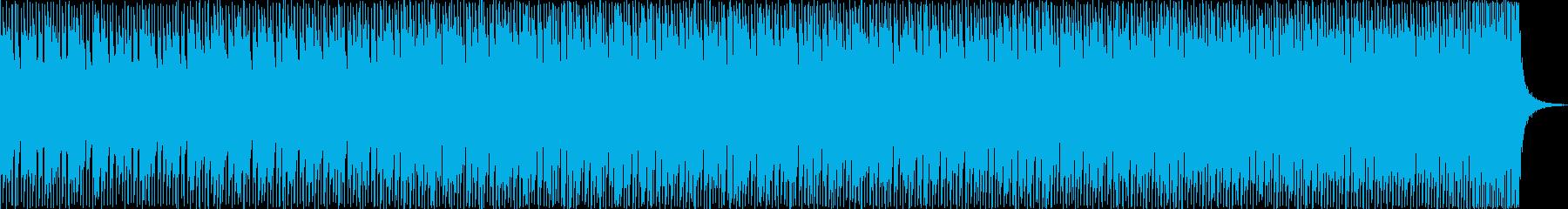 EDM直結、ダンサブルでクールなビートの再生済みの波形