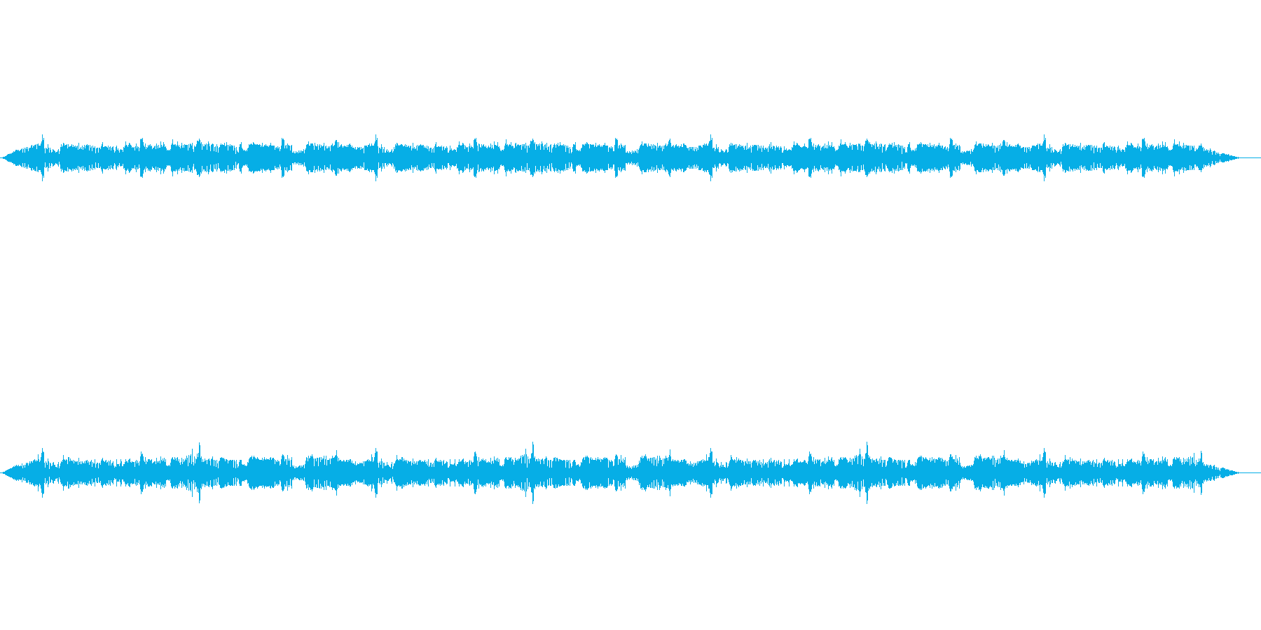 【秋の虫 生録 環境01-1】の再生済みの波形