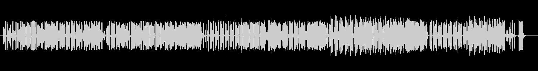 アコーディオン ゆるいワルツの未再生の波形