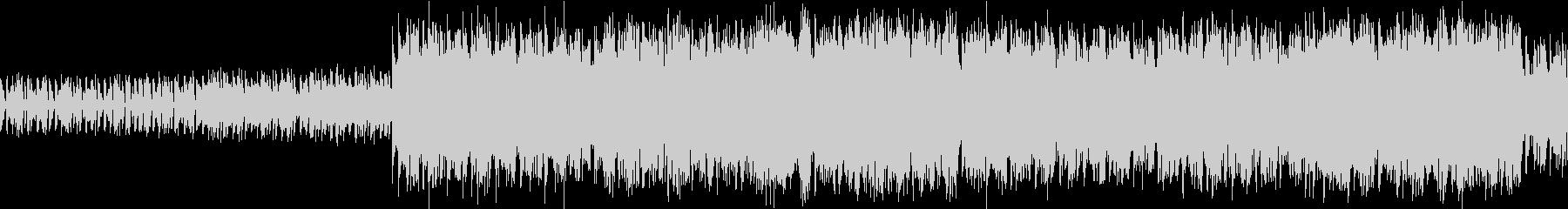 レトロなRPGバトル、ボスバトルループの未再生の波形