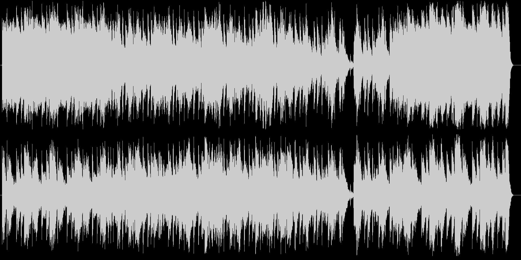 戦闘・追跡シーン系BGM_ATypeの未再生の波形