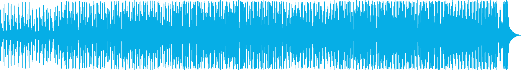 1分間クイズのアスレチックBGMの再生済みの波形