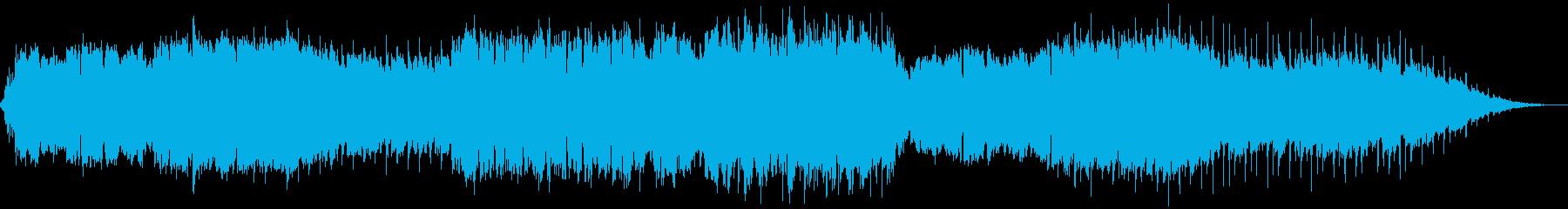 哀愁のある素朴な小曲(CM、映像)の再生済みの波形