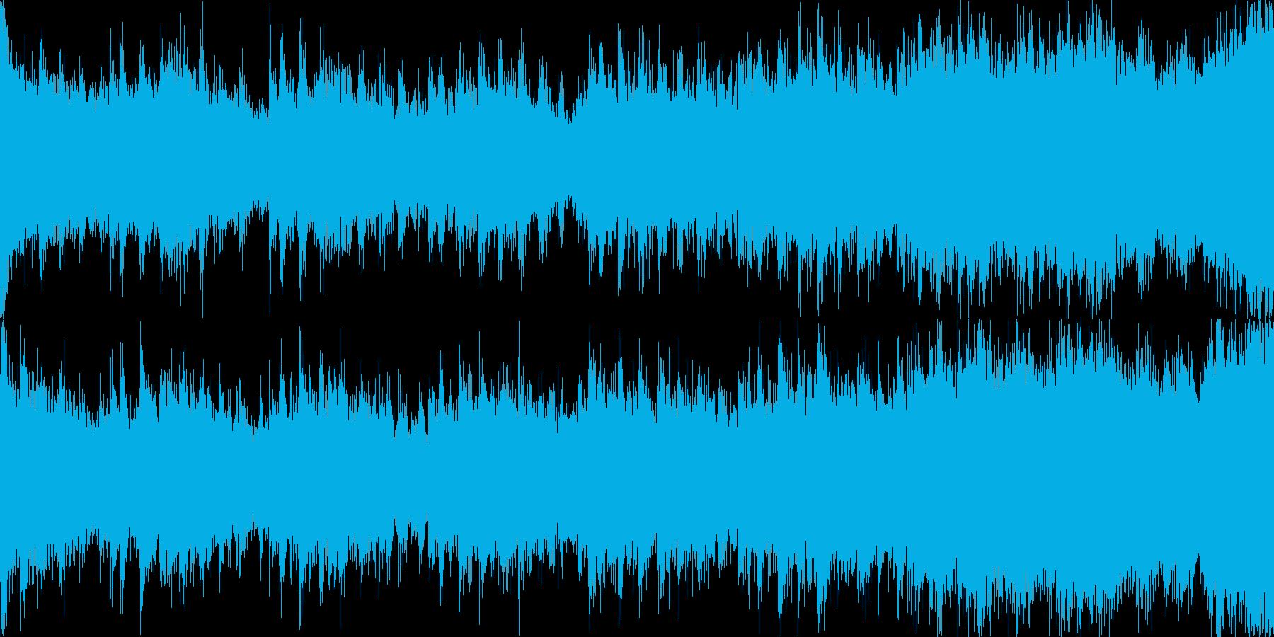【ループG】パワフルで高揚感ピアノEDMの再生済みの波形