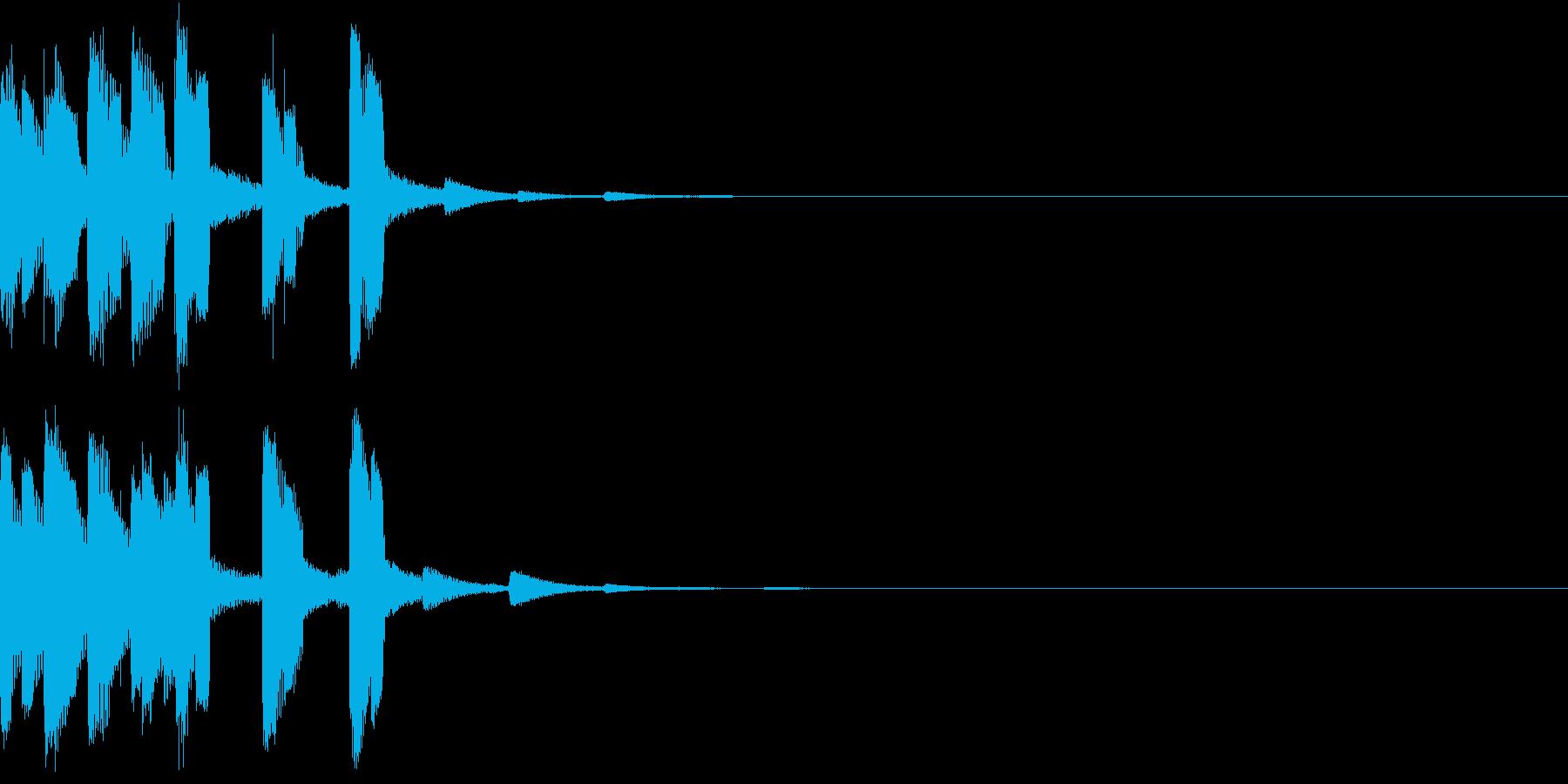 スタート アイテム 使う レベル ゲージの再生済みの波形