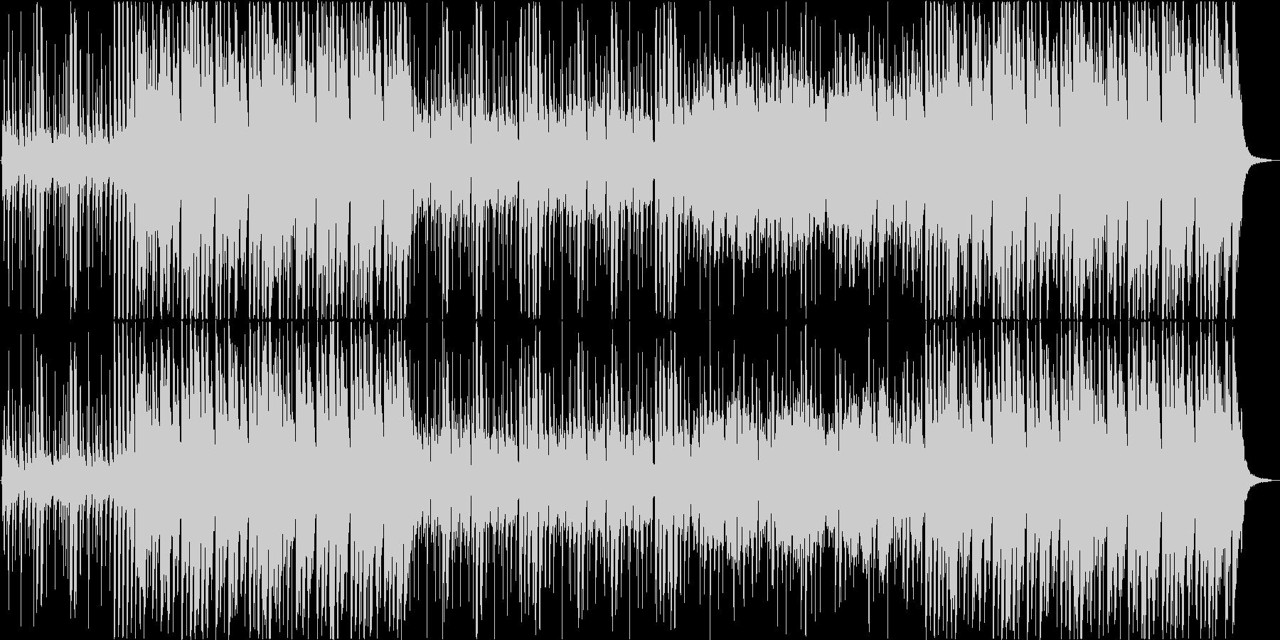 スポットライトギラギラビッグバンドの未再生の波形