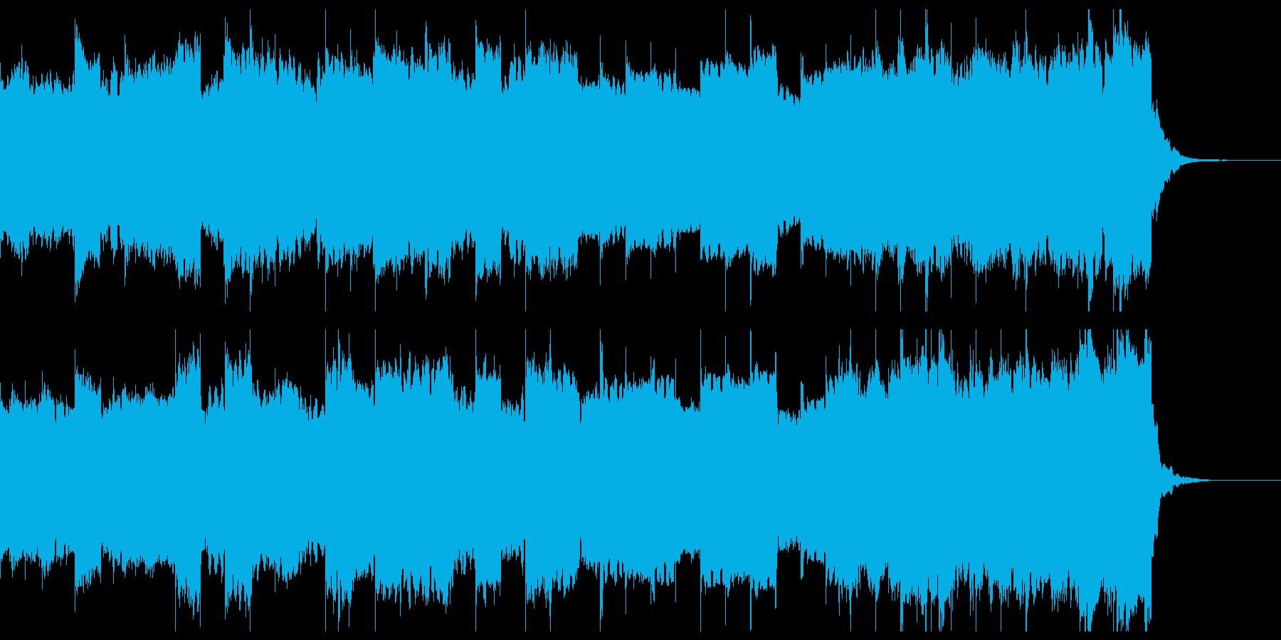 イルミネーションBGM①星空の再生済みの波形