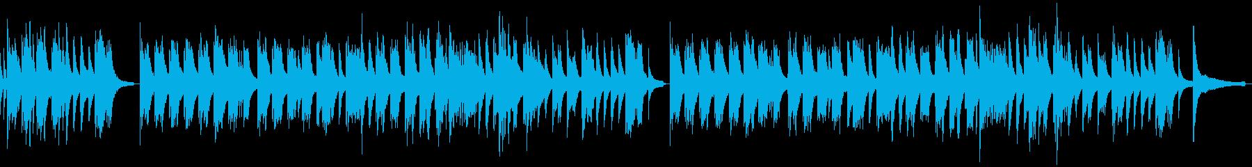 DannyBoyダニーボーイカラオケの再生済みの波形