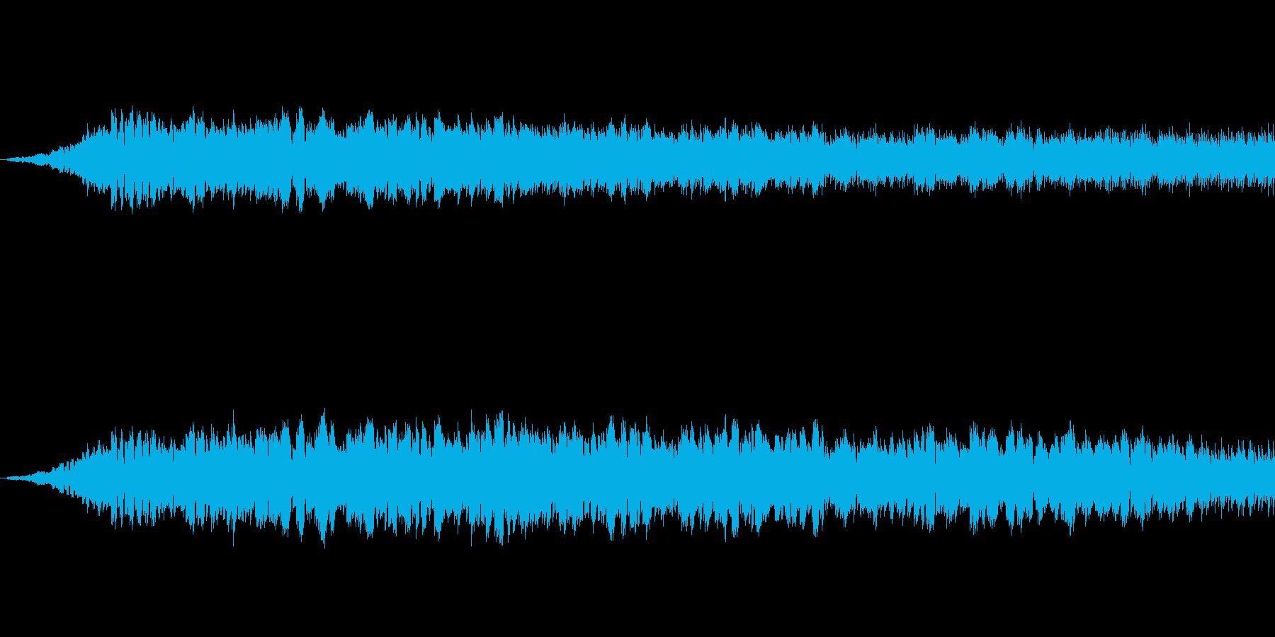 昔ながらの目覚ましのベル音です。※音量…の再生済みの波形