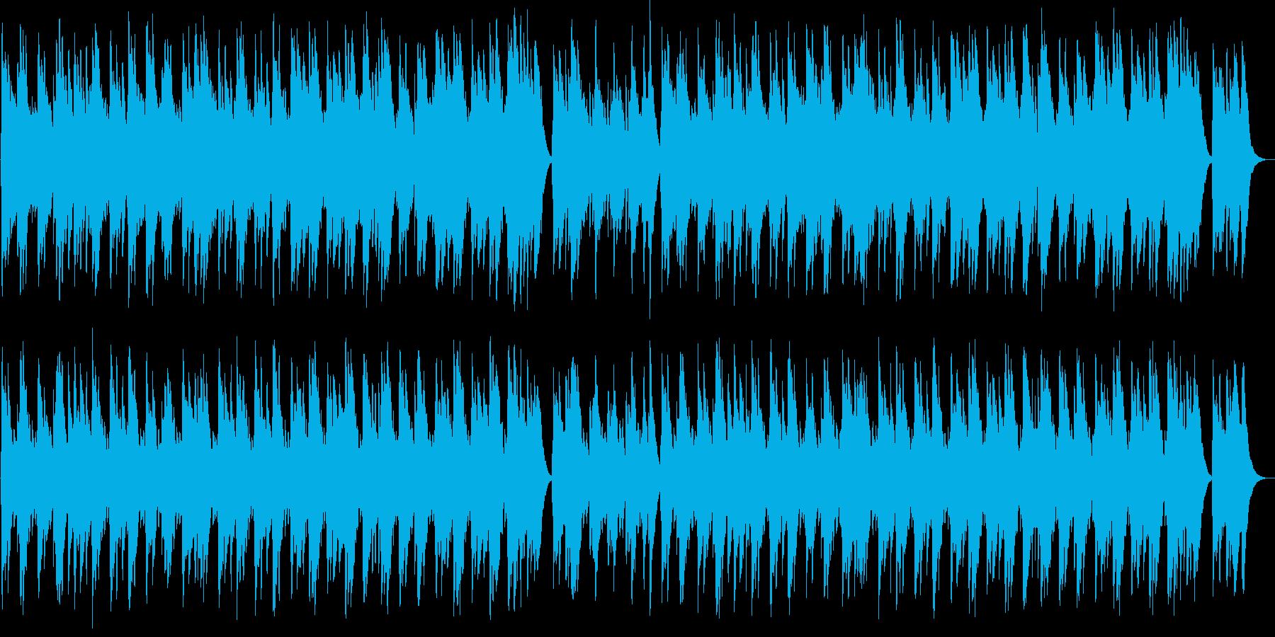 サンタルチア(オルゴール)の再生済みの波形