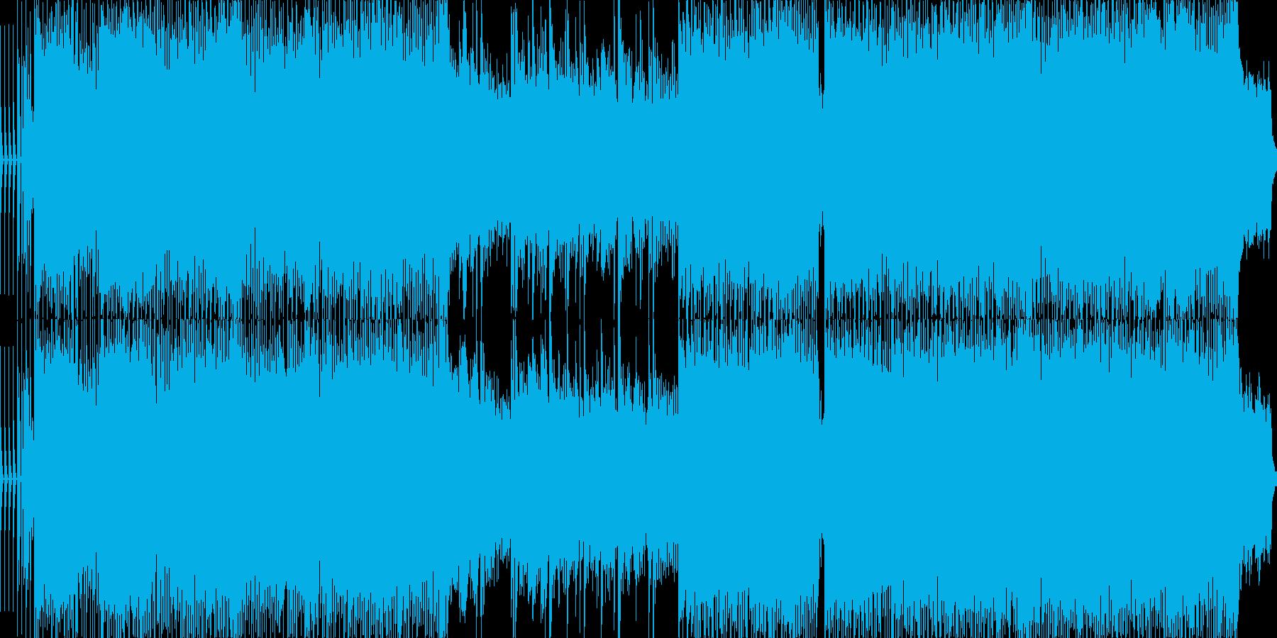 愛の夢/テクノアレンジの再生済みの波形