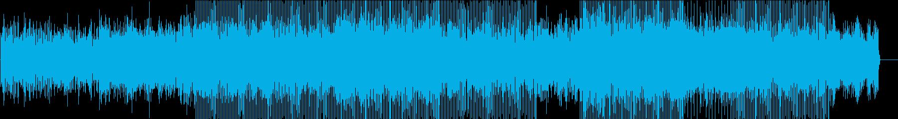 淡々 科学 流行 未来 追跡 スピードの再生済みの波形