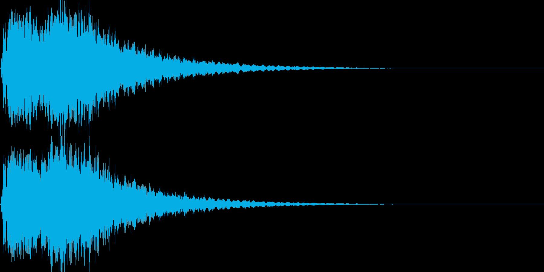 魔法28(回復・光・防御・補助系)の再生済みの波形