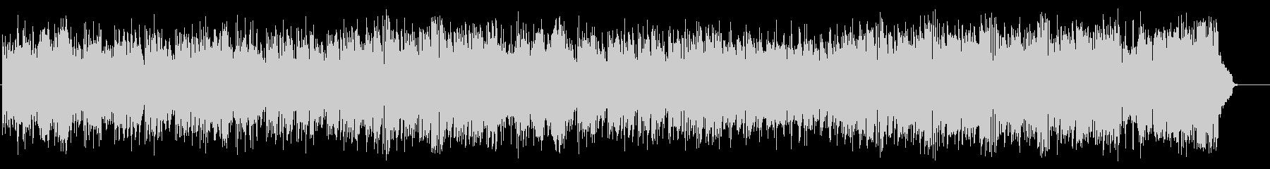 フュージョンバラード(フルサイズ)の未再生の波形