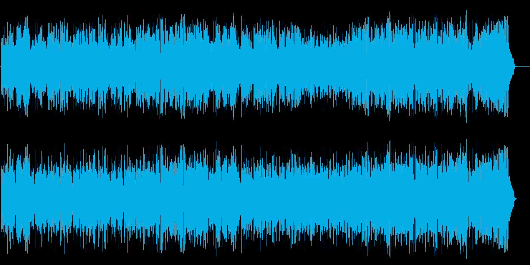 フュージョンバラード(フルサイズ)の再生済みの波形